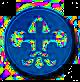 Zeichen der Baptistischen Pfadfinderschaft